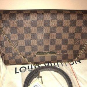 Louis Vuitton Favorite MM Damier Ebene